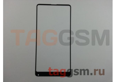 Стекло для Xiaomi Mi Mix 2 (черный)