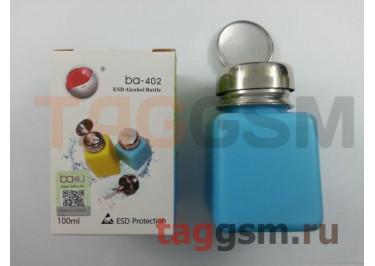 Емкость для жидкостей с дозатором BAKU BK-402 100ml