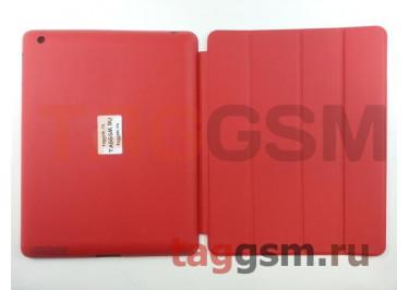 Сумка футляр-книга Smart Case для Apple iPad 2 / 3 / 4 (красная)