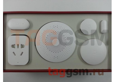 Комплект умного дома 6-в-1 Xiaomi Smart Home Security Suit (YTC4023CN)