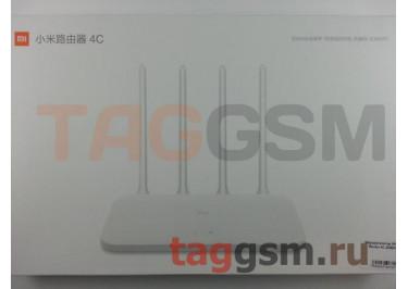 Маршрутизатор Wi-Fi Xiaomi Mi Router 4С (DVB4209CN)