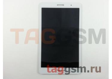 Дисплей для Huawei Mediapad T3 8.0 LTE (KOB-L09) + тачскрин (белый)