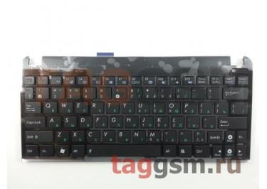 Клавиатура для ноутбука Asus Eee PC 1015  1015BX 1015P 1015PD 1015PW 1011CX (чёрный) с рамкой