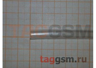 Термоусадочная трубка (6,0 мм  /  3,0 мм, длина 1м, прозрачная) Rexant