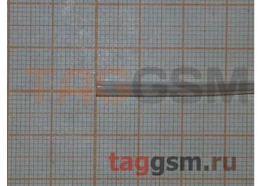 Термоусадочная трубка (2,0 мм  /  1,0 мм, длина 1м, прозрачная) Rexant