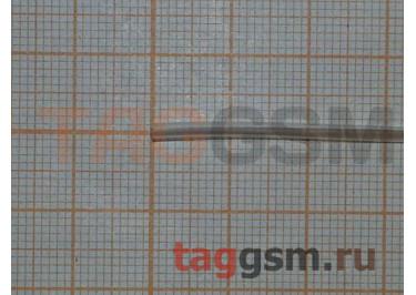 Термоусадочная трубка (1,0 мм  /  0,5 мм, длина 1м, прозрачная) Rexant