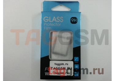 Пленка / стекло на дисплей для Apple Watch 38мм (Gorilla Glass) 5D (черный)