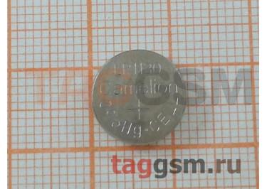 Спецэлемент G10-10BL (10 / 100 / 3600 батарейка для часов) Camelion