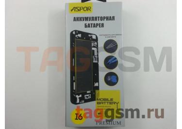 АКБ для iPhone 6 + инструменты для замены, ASPOR