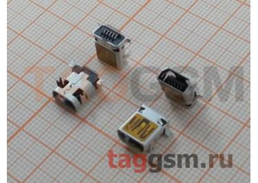 Разъем для планшетов Mini USB 2.0 (USB-MU-010-F04) 10pin