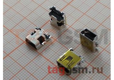 Разъем для планшетов Mini USB 2.0 (USB-MU-005-01) 5pin
