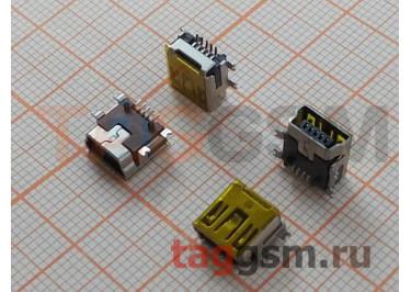 Разъем для планшетов Mini USB 2.0 (USB-MU-005-18) 5pin