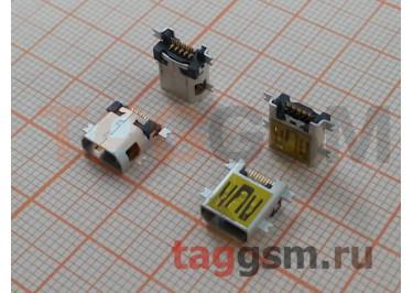 Разъем для планшетов Mini USB 2.0 (USB-MU-010-F02) 10pin