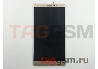 Дисплей для Lenovo Phab 2 (PB2-650) + тачскрин (золото)