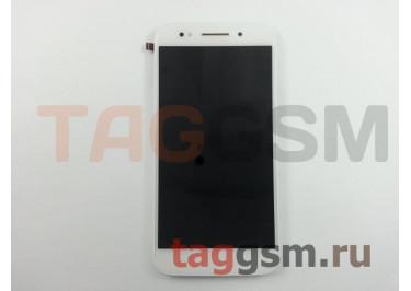 Дисплей для Alcatel 6058D Idol 5 + тачскрин (белый)