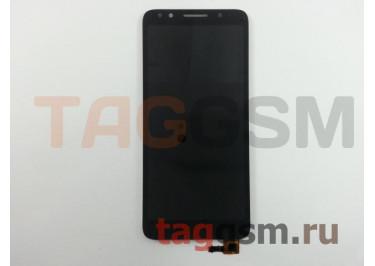 Дисплей для Alcatel 5059D 1X + тачскрин (черный)