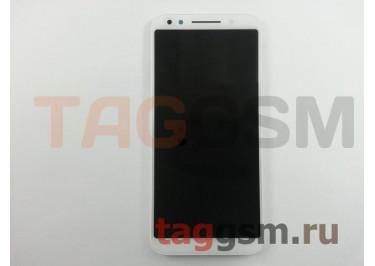 Дисплей для Alcatel 5052D 3 + тачскрин (белый)