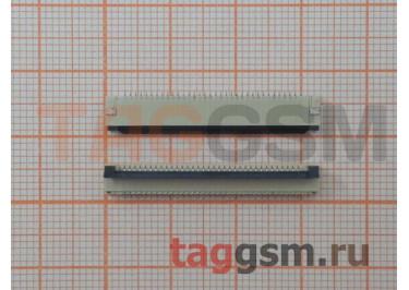 Коннектор клавиатуры, интервал 0,8мм (34pin)