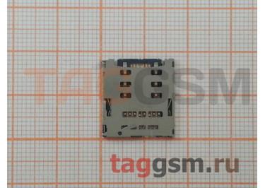 Считыватель SIM + MicroSD карты Huawei P8 Lite
