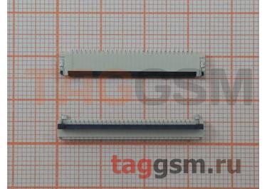Коннектор клавиатуры, интервал 1мм (28pin)