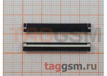 Коннектор клавиатуры, интервал 1мм (30pin)