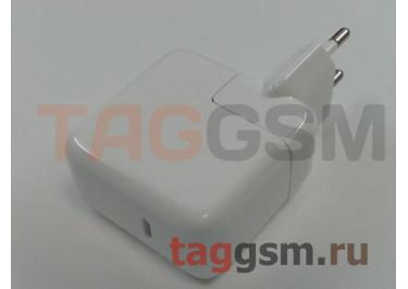 Блок питания для Apple Macbook 29W USB-C 14.5V 2A, 5.2V 2A, оригинал (в коробке)