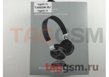 Беспроводные наушники (полноразмерные Bluetooth) (черные) WS811BT