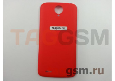 Задняя крышка для Lenovo S820 (красный)