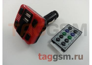 FM-модулятор ALS-A05 (2 USB, AUX) Allison, в ассортименте
