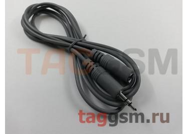 Аудио-удлинитель 1.8 м 3,5 мм, SmartBuy