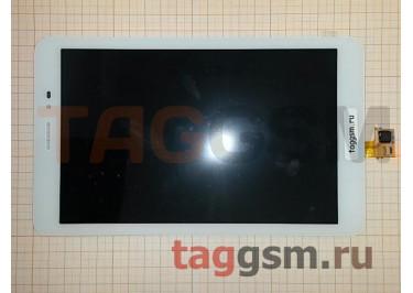 Дисплей для Huawei Mediapad T1 8.0 3G (S8-701U) + тачскрин (белый)