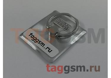 Держатель для мобильных телефонов 360 градусов Apple (серебро), тип 2