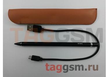 Стилус Picaso Pencil P339 для сенсорных дисплеев Apple, Android, Windows (черный), Wiwu