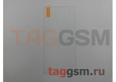 Пленка / стекло на дисплей для Sony Xperia Z2 (D6503) (на заднюю крышку) (Gorilla Glass) техпак