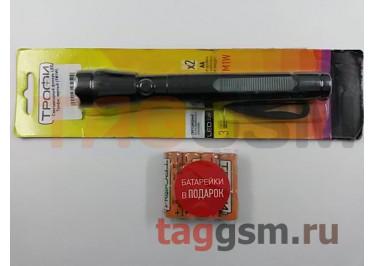 Светодиодный фонарь LED Трофи, черный (TM1W)