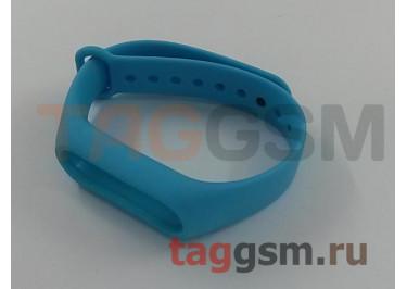 Браслет для Xiaomi Mi Band 2 (Strap AA) (голубой)