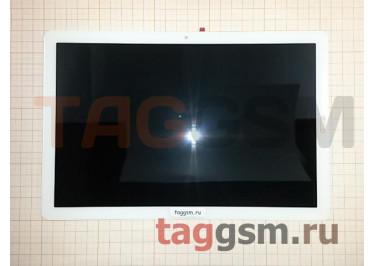 Дисплей для Huawei Mediapad M5 10.8 LTE (CMR-AL09 / CMR-W09) + тачскрин (белый)