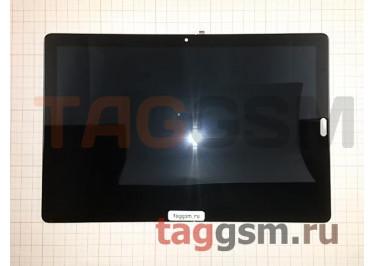 Дисплей для Huawei Mediapad M5 10.8 LTE (CMR-AL09 / CMR-W09) + тачскрин (черный)