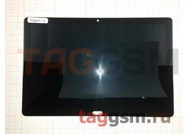 Дисплей для Huawei Mediapad M5 Lite 10.0 LTE (BAH-L09) + тачскрин (черный)