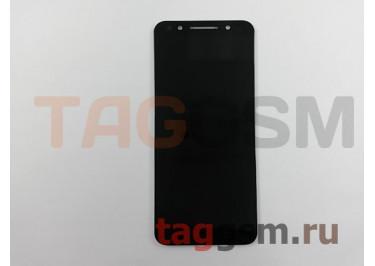 Дисплей для Alcatel 5034D 3L + тачскрин (черный)