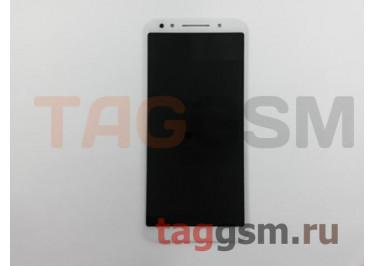Дисплей для Alcatel 5034D 3L + тачскрин (белый)
