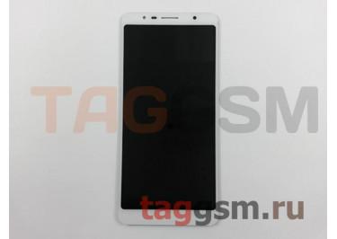 Дисплей для Alcatel 5026D 3C + тачскрин (белый)