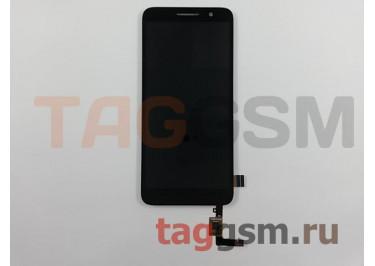 Дисплей для Alcatel 5033D 1 + тачскрин (черный)