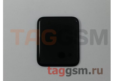 Дисплей для Apple Watch Series 3 (GPS + Cellular) 38mm + тачскрин черный, ориг