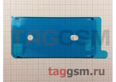 Скотч для iPhone 8 Plus (между дисплеем и корпусом) (белый)