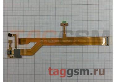 Шлейф для LG G Pad 8.3 V500 + разъем зарядки + микрофон