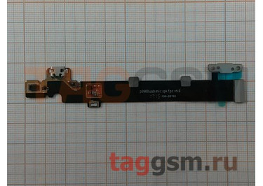 "Шлейф для Huawei MediaPad M3 Lite 10"" (BAH-L09) + разъем зарядки"