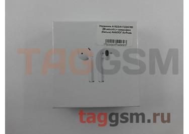 Наушники A1523 / A1722 / A1602 (Bluetooth) + микрофон (белые) АНАЛОГ AirPods
