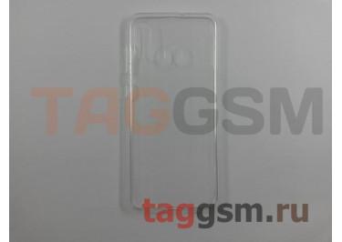 Задняя накладка для Samsung A20 / A205 Galaxy A20 (2019) (силикон, прозрачная) NEYPO