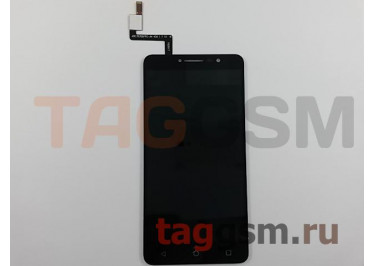 Дисплей для Alcatel 9008D A3 XL + тачскрин (черный)